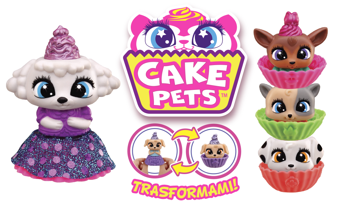 Cake Pets