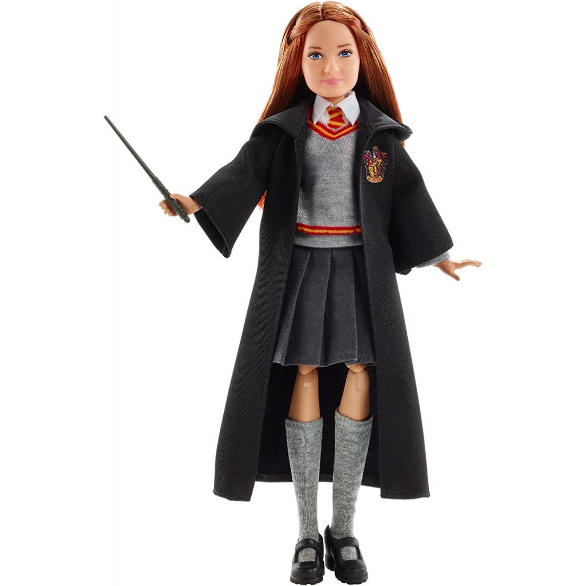 27 cm di Mattel FYM Bambola Ginny Weasley Harry Potter e la Camera dei Segreti