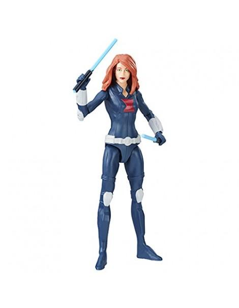 Marvel Avengers 15 cm Basic Figures - Black Widow di Hasbro C0650-B9939
