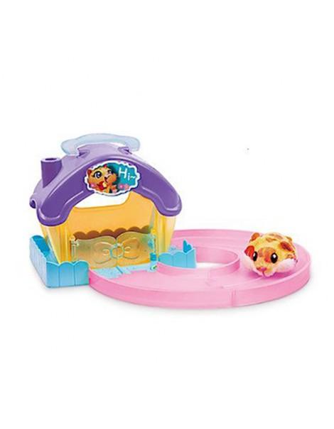 Hamsters Playset casa - Sunny  20083007 zuru - spin master