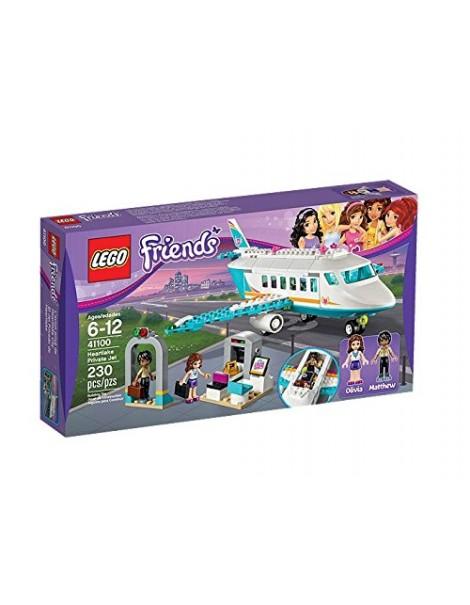 LEGO Friends 41100 - Il Jet Privato di Heartlake