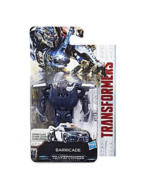Transformers Barricade C1329-C0889 di Hasbro