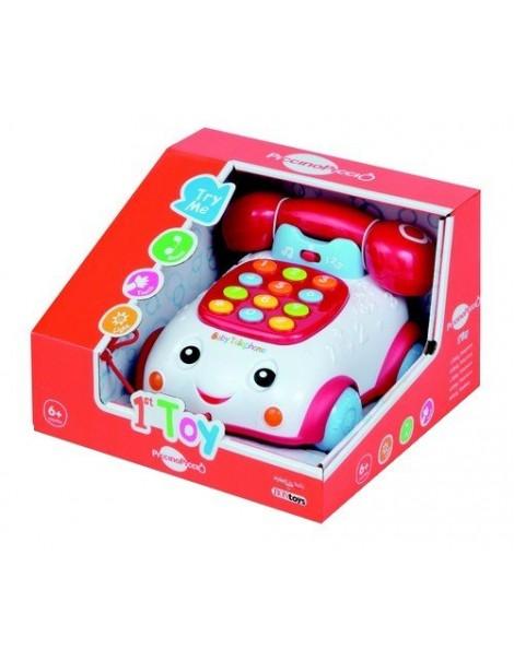 Prima Infanzia Bontempi PiccinoPicciò PPH1631 BABY TELEFONO