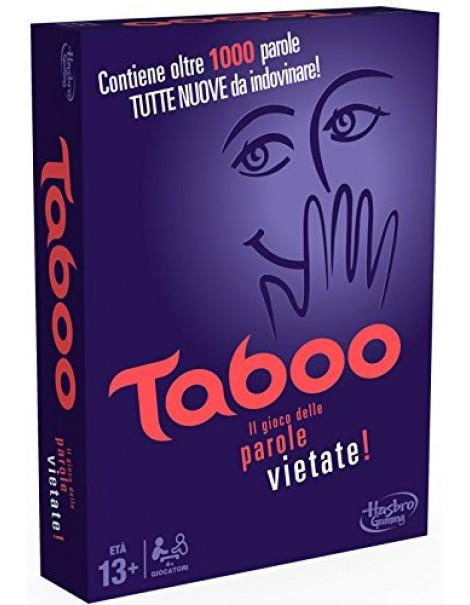 Hasbro - Taboo, in Italiano