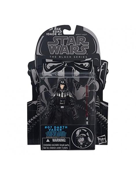 Star Wars The Black Series Darth Vader Dagobah Test 3 3 4-Inch Action Figure