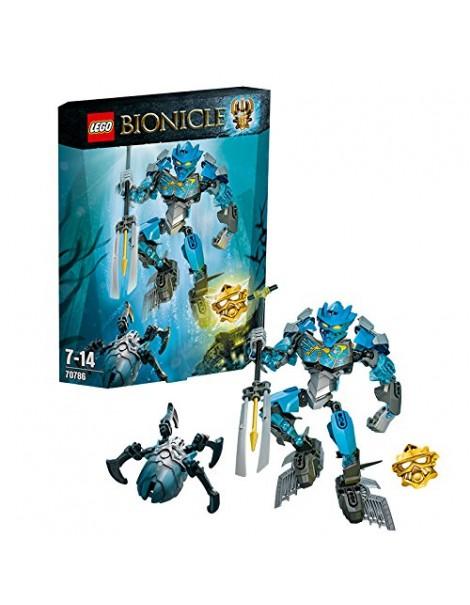 LEGO Bionicle 70786 - Gali Maestro dell'Acqua
