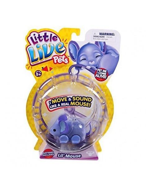 Little Live Pets Lil' Mouse topolitos - Staria