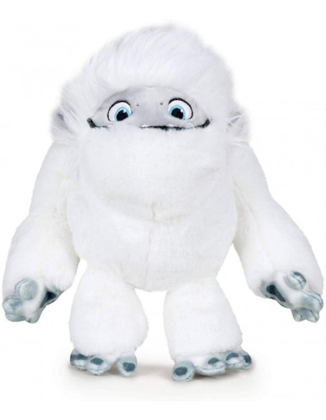 Everest piccolo Yeti  Peluche soffice, 25 cm,  Famosa 760018176