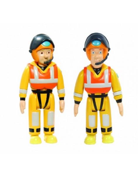 Fireman Sam FS03719 - Barca Equipaggio
