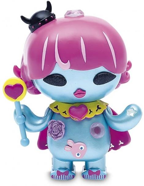 U hugs Dolls , bambola da personalizzare  Screamy Queen (Giochi Preziosi UHU00000)