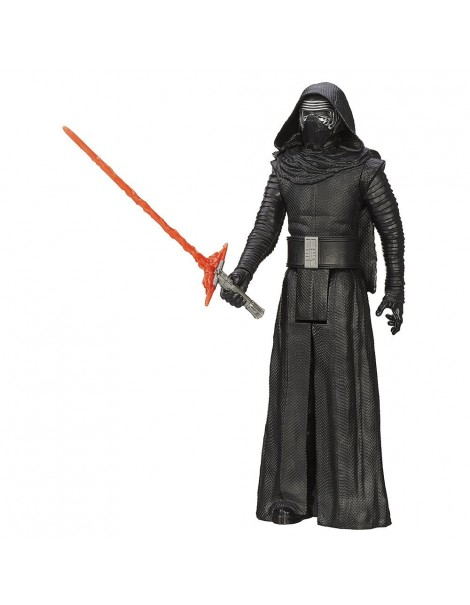 Nuovo Star Wars The Force Awakens 12 Inch Hero Series Figure ( Kylo Ren) 30 cm