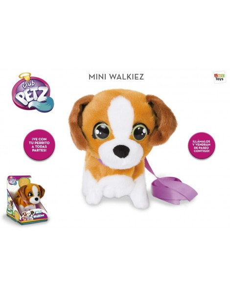 Mini Walkiez Cane Beagle Peluche di IMC Toys 99814