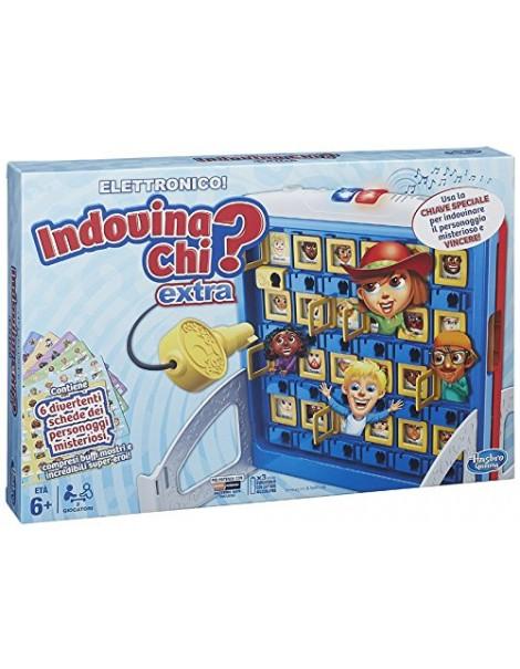 Hasbro - Extra Unlocked Indovina Chi Gioco da Tavolo