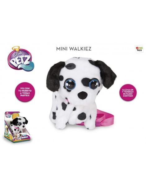 Mini Walkiez  Cane Dalmata Peluche che cammina di IMC Toys 99814