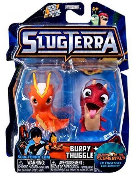 Slugterra Mini Figure 2-pack Burpy and Thugglet by Jakks