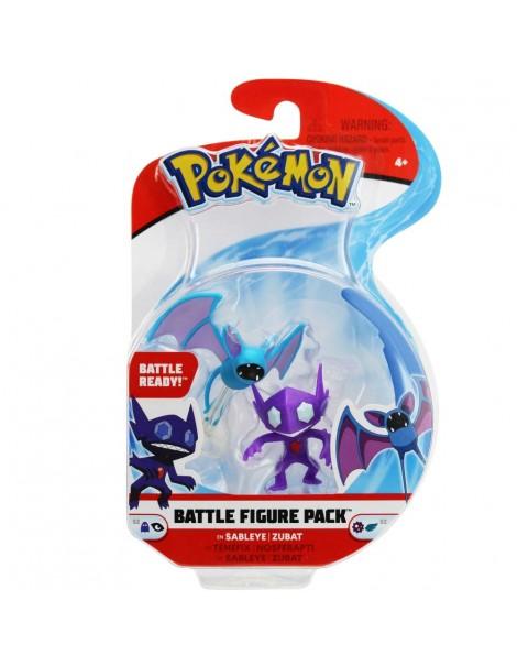Pokemon Sableye e Zubat Giochi Preziosi  PKE09000