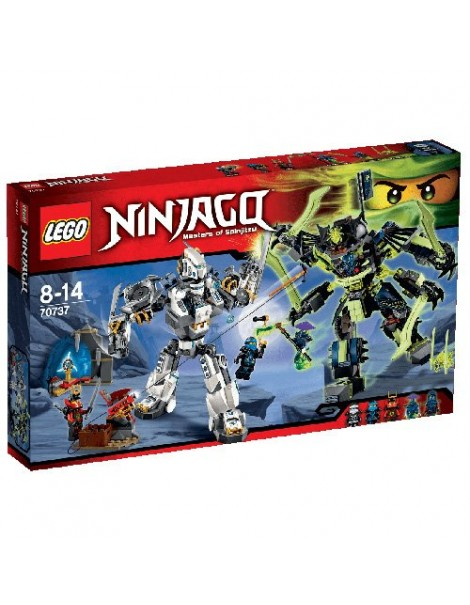 LEGO - Ninjago 70737 La Battaglia Dei Robo-Titani