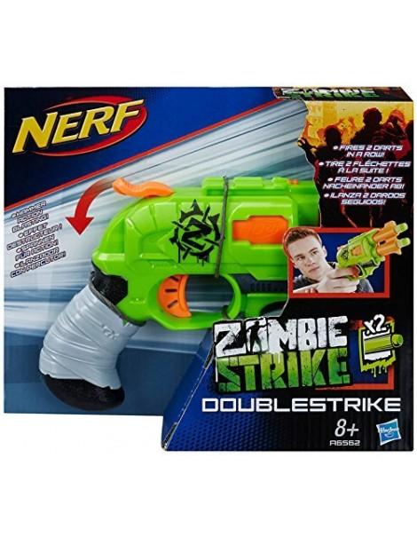 Nerf Zombie Strike Doublestrike A6562 di Hasbro