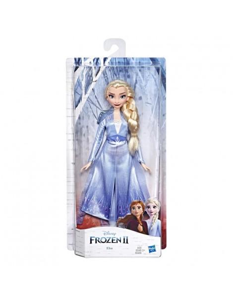 Disney Frozen 2 - Elsa 28 cm circa di Hasbro E6709-E5514