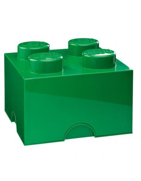 LEGO - LEGO Contenitore lego verde 4 brick