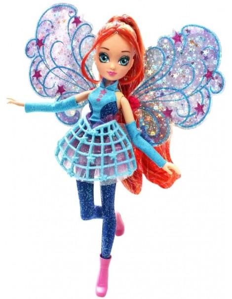Winx Magic Cosmix Fairy Bloom con Ali Olografiche di Giochi Preziosi WNX58000