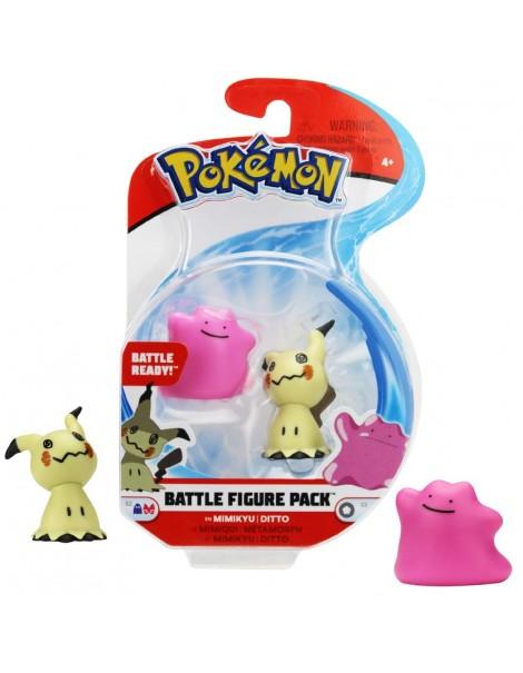 Pokemon Mimikyu e Ditto di Giochi Preziosi PKE09000