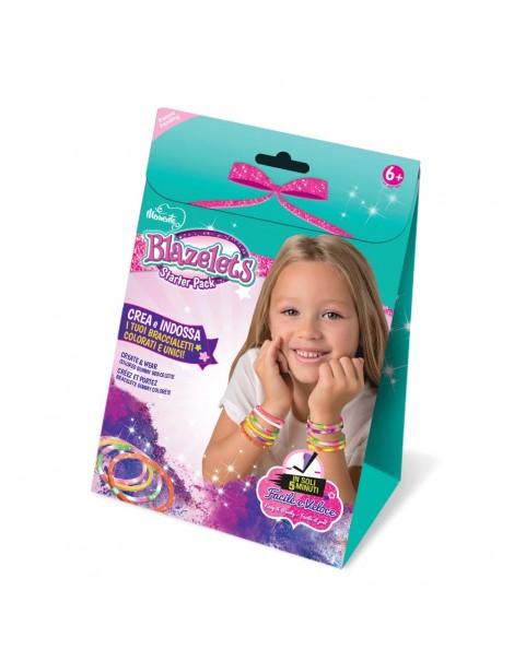 Blazelets Kit, crea i tuoi braccialetti, Rocco Giocattoli 21580878