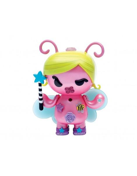 Giochi Preziosi - U Hugs, Bambola da Personalizzare Starry Fairy con Accessori Attacca e Stacca, Multicolore