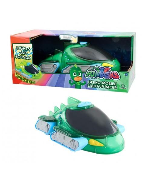 Pj Masks Veicolo Light Up Gecomobile di Giochi Preziosi PJM45000