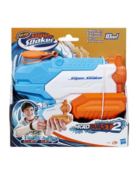 Nerf Supersoaker - Microburst pistola spara acqua di Hasbro