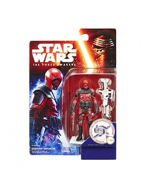 Star Wars Rebels, Guavian Enforcer  9,5 cm di Hasbro B4165- B3445