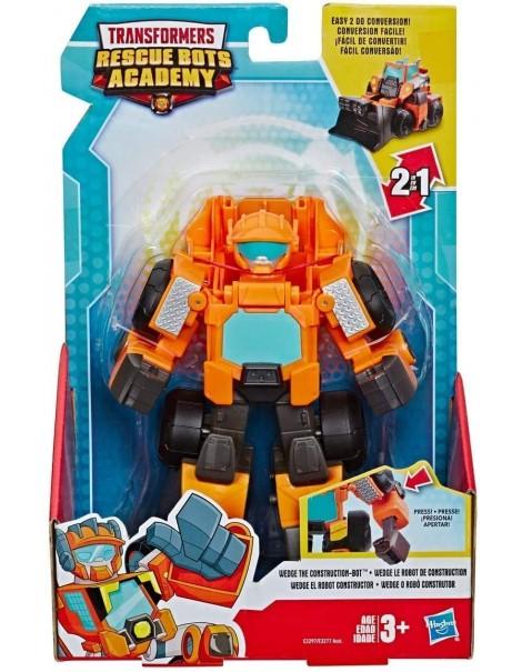 Transformers - Wedge Il Costruttore (Playskool Heroes Rescue Bots Academy) Hasbro E3297-E3277