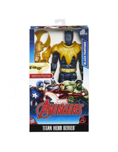 Avengers personaggio titan Black Panther da 30 cm Hasbro