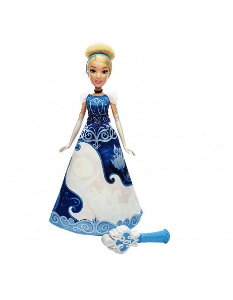 Disney Princess Cenerentola Doll Cinderella's Magical Story Skirt Peso articolo 313 g