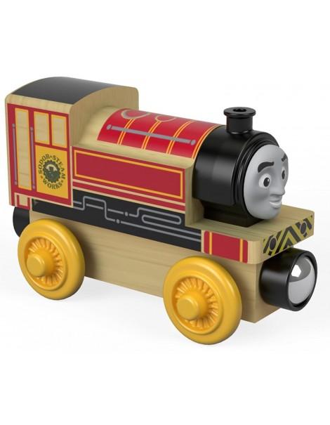 Trenino Thomas Locomotiva in Legno Victor di Fisher-Price FHM18