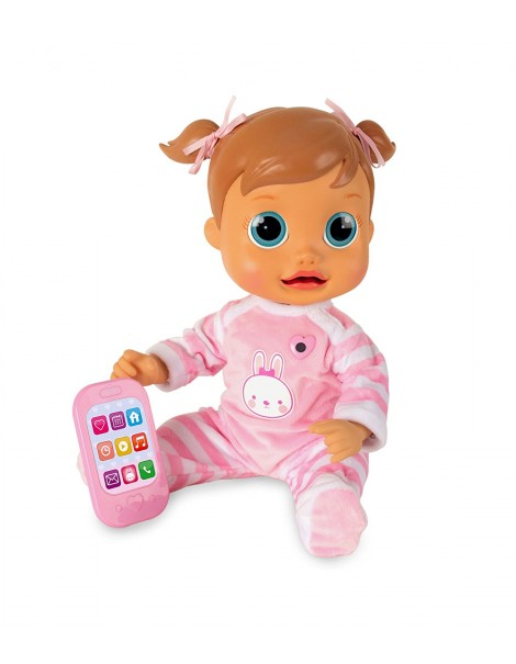 Baby Wow - Bambola interattiva Tea Bebè di IMC Toys 95212