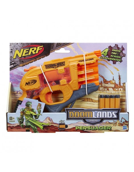 Nerf Doomlands Persuader B4949 di Hasbro