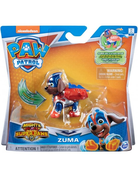PAW PATROL Hero Pup Mighty Super Zuma, Spin Master 6052293