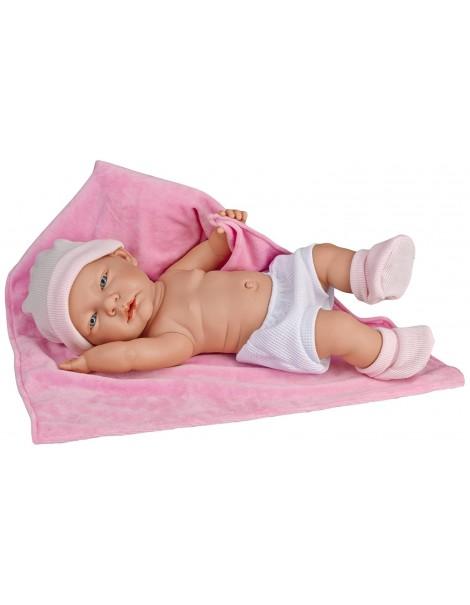 NENUCO IL MIO PRIMO BEBÈ ROSA MY REAL BABY 70013878