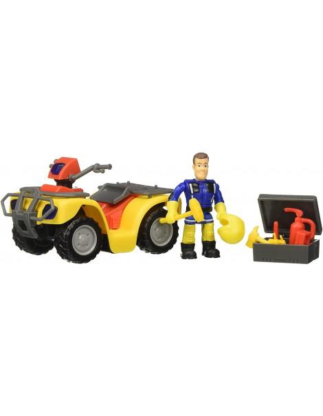 Sam il Pompiere con Veicolo Mercury, Simba 109257657038