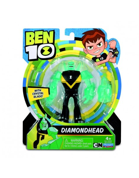 Ben 10 - Figura Base Diamante(Giochi Preziosi BEN00000)