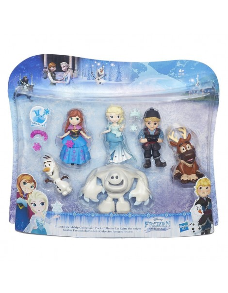 Disney Frozen - Small Doll Collection Pack