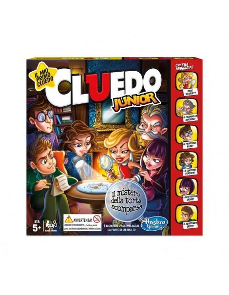 Hasbro Games - Cluedo Junior C12931030