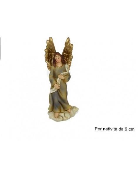 Statuine da PresepeSTATUA ANGELO PER 9CM - versione economia