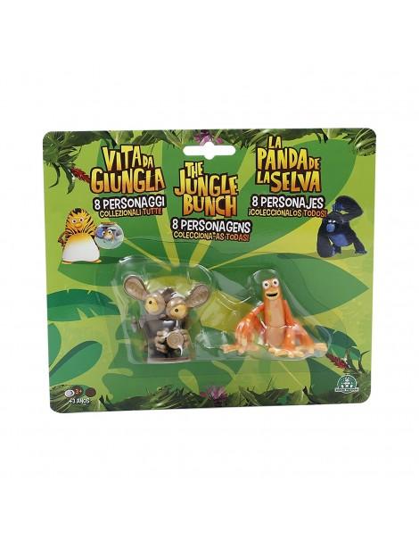 Giochi Preziosi - Vita da Giungla Coppia Personaggi Al e Bob
