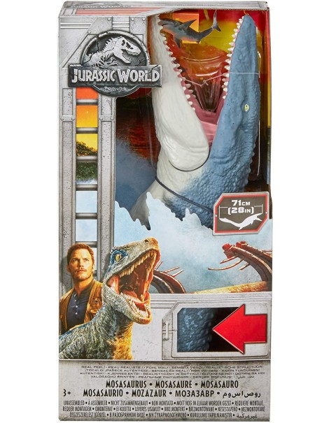 Jurassic World Creatura Acquatica Colossale Mosasauro, Mattel  FNG24