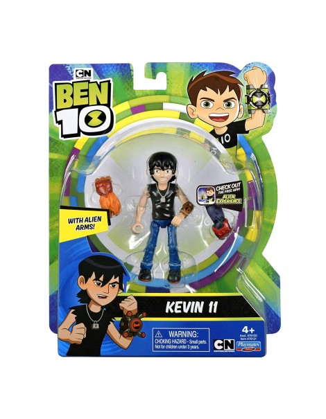 Ben 10, Kevin 11 Action Figure di Giochi Preziosi BEN35820