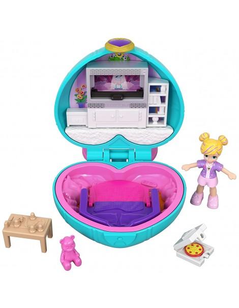 Polly Pocket Cofanetto Il Salotto di Polly, Mattel GCN07