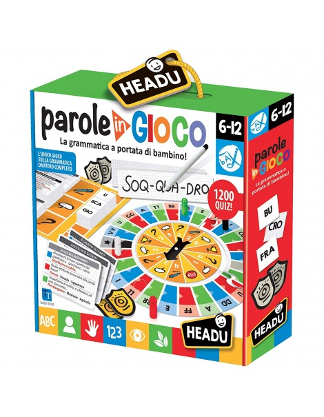 PAROLE IN GIOCO HEADU  IT21383