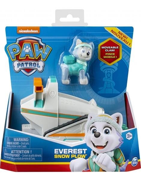 Paw Patrol - veicolo spazzaneve di Everest, Spin Master 6061802